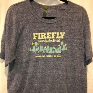 Vintage 2013 Firefly Music Festival Tee